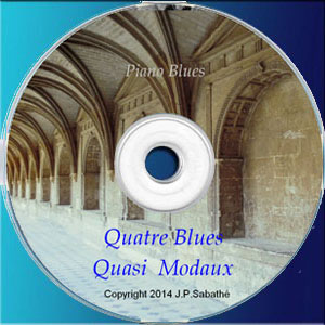Quatre Blues Quasi Modaux